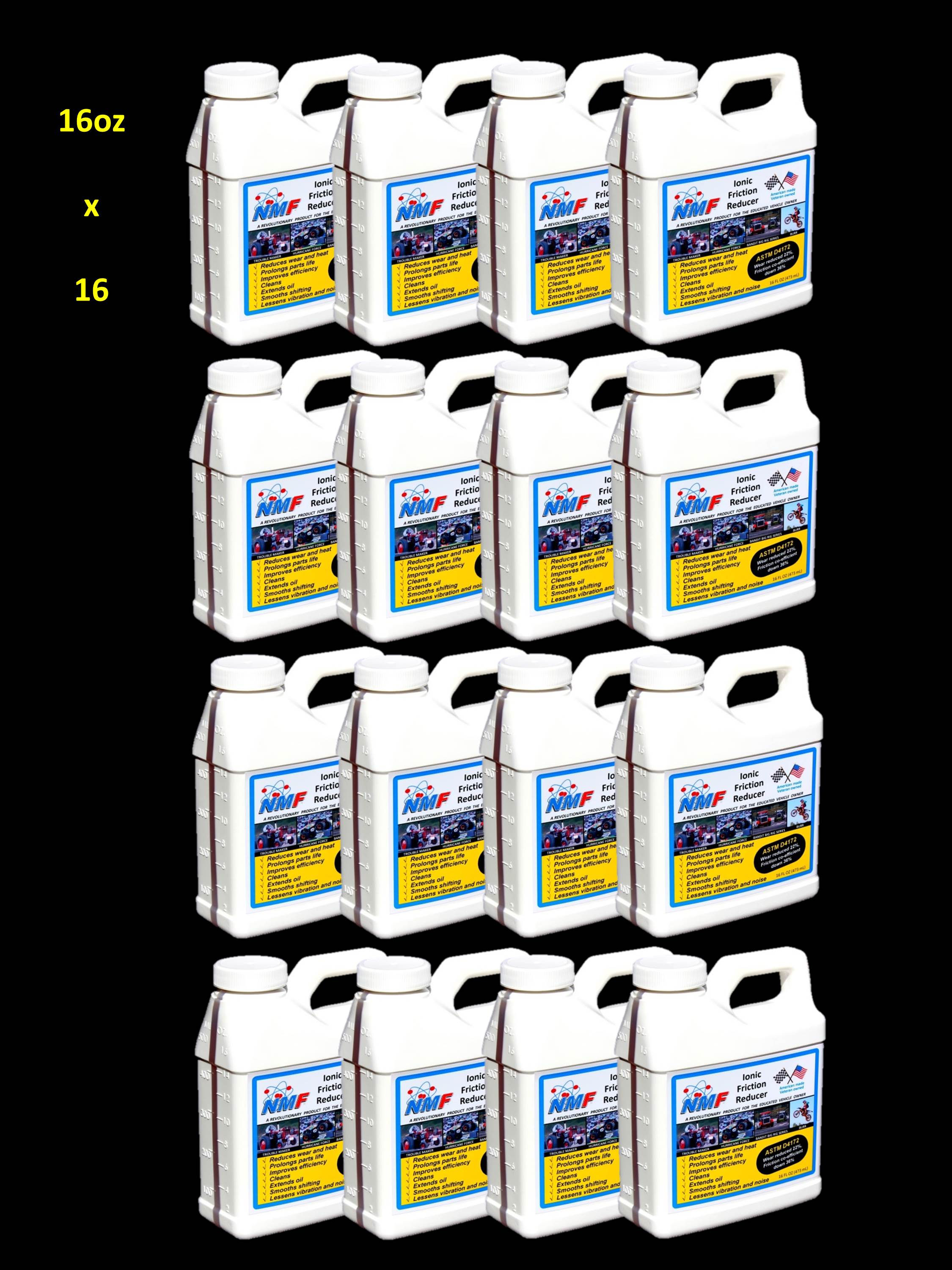 Dealer Case, 16 oz, large (16 bottles)