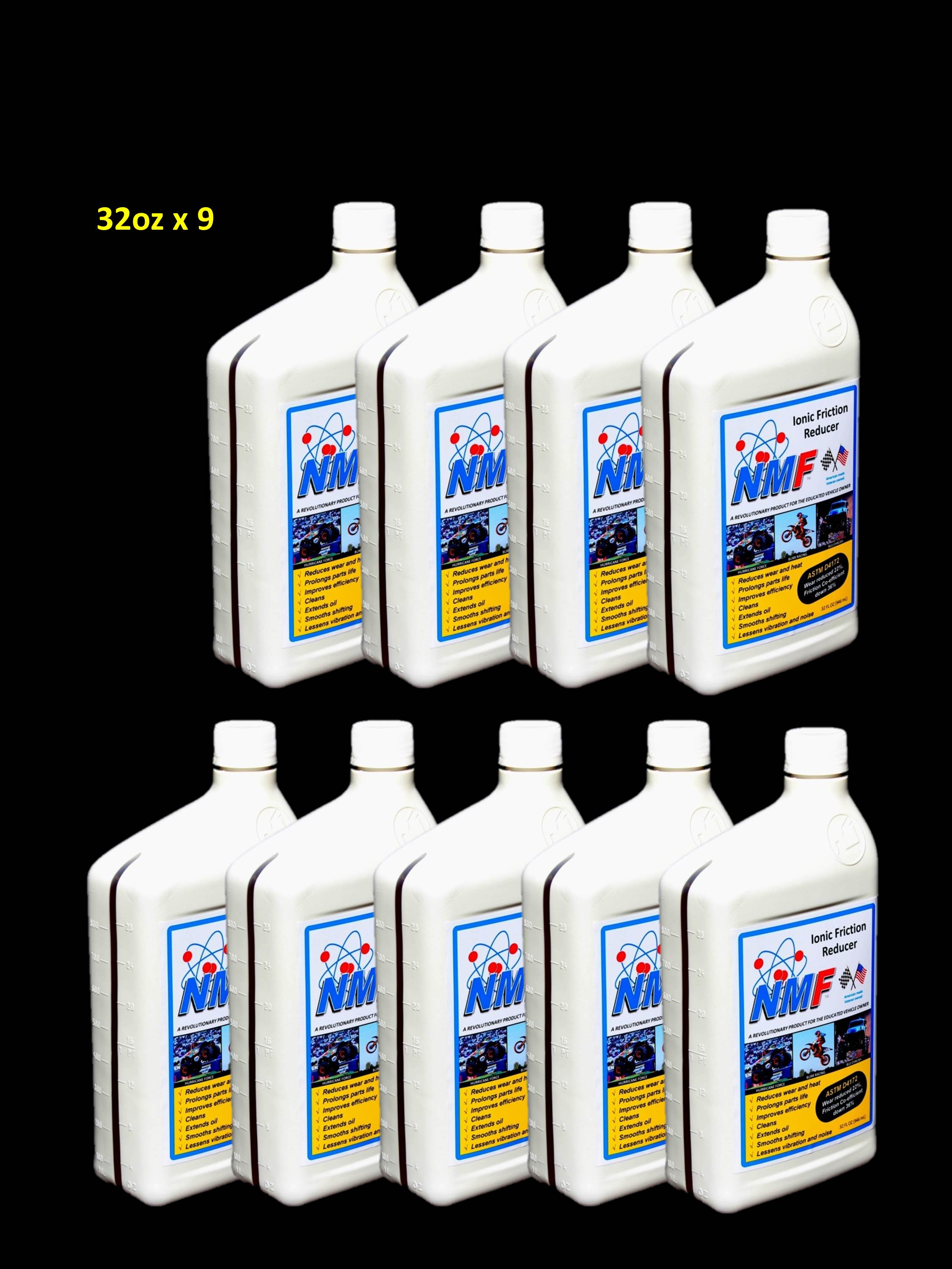 Dealer Case, 32 oz, large (9 bottles)