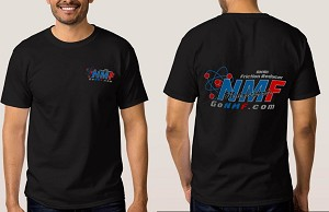 T-shirt NMF Motorsports - earns 11 points each